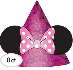 ©Disney Minnie Mouse Happy Helpers Party Hats