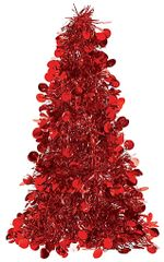 Small Tree Centerpiece - Red