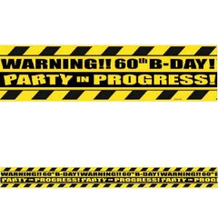 The Party Continues - 60 Party Scene Plastic Tape