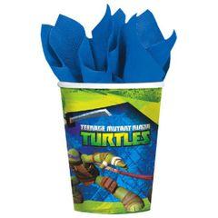 TMNT Cups 9oz