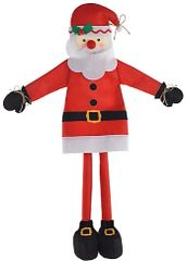 Large Santa Standee Prop Decor