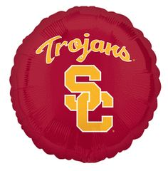 "USC Trojans Balloon 18"""
