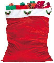 Santa's Velour Bag