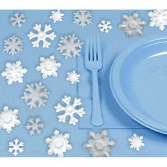 Snowflakes Table Sprinkles