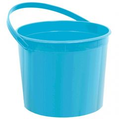 Caribbean Blue Favor Container