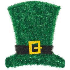 Leprechaun Hat Value Decoration