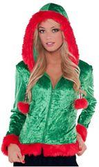 Elf Hoodie - Adult Standard