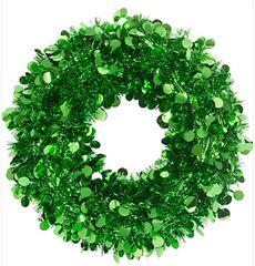 Green Jumbo Wreath