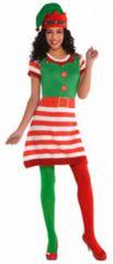 Elf Sweater Dress S/M