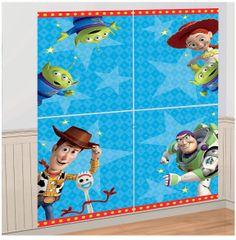 ©Disney/Pixar Toy Story 4 Scene Setters® w/ Props