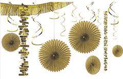 Gold Decorating Kit, 18pc