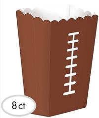 Football Large Snack Box