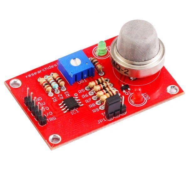 Gas Sensor MQ2