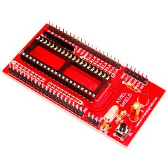 ATMEL Mini Project Board(RED)