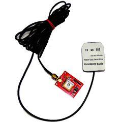 GPS Receiver PA6E-CAM with GPS Antenna