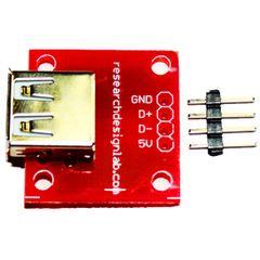USB Breakout Board (A Type)