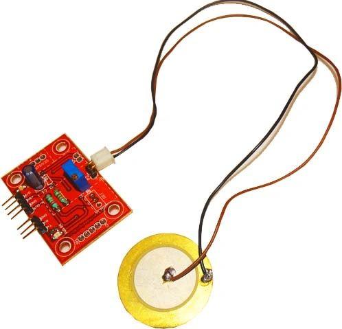 Digital Vibration Sensor