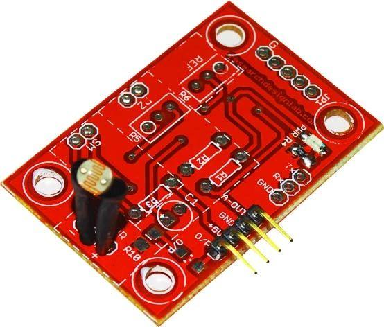 Analog Light Intensity Sensor