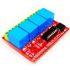 4 Channel Relay Board 12V-Compatible for Arduino