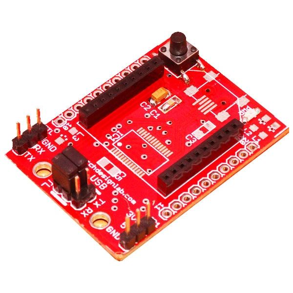 Xbee USB Power Supply Board
