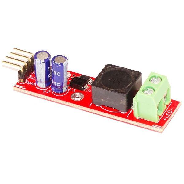 Constant Current LED Driver AL8807