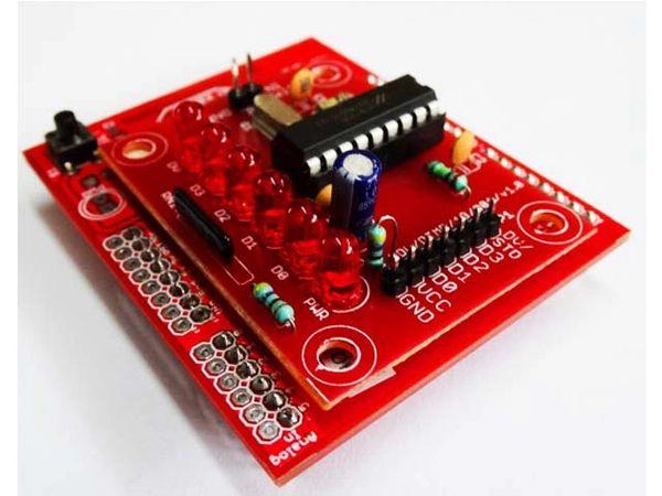 DTMF Decoder shield for arduino