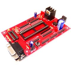 ATMEL Project Board (Red)