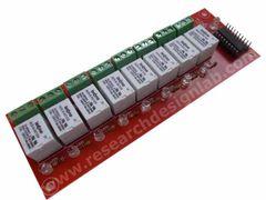 8 Relay Interfacing Board 12V