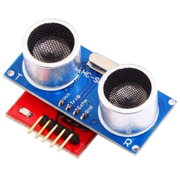 Serial Ultrasonic Distance Measure Sensor