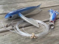 Ultimate Combo Flying Fish and Smoking Jet