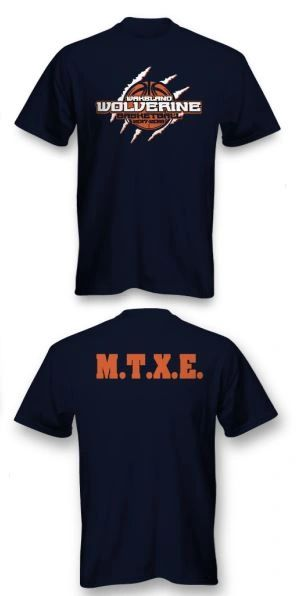 Wakeland Basketball T-Shirt 2017