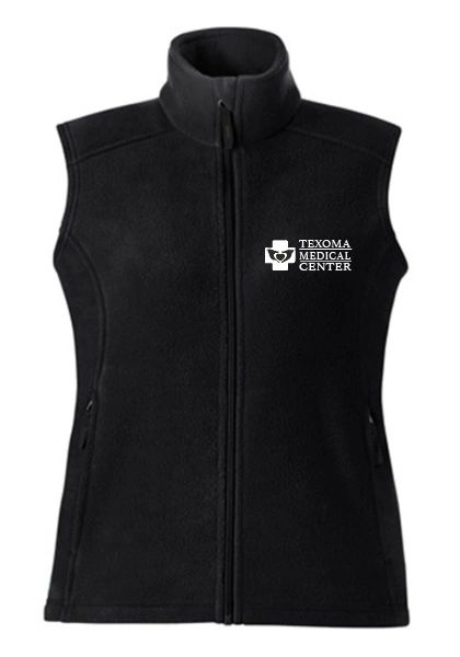Core 365 Fleece Vest Texoma Medical Center