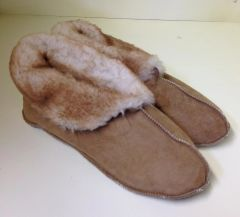 Shearling Slippers Men's