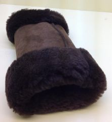 Sheepskin Hand Warmer or Muff