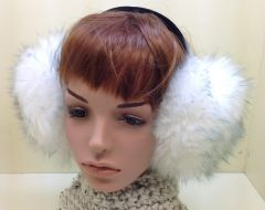 Sheepskin Long Wool Ear Muffs