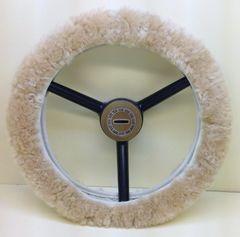Sheepkin Steering Wheel Cover