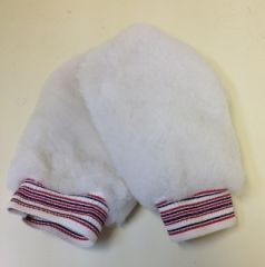 Sheepskin Polish and Washing Mitts