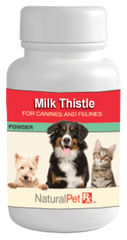 NaturalPetRX Milk Thistle 50g Powder