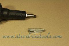 Bullet Bit Mini - smooth edge