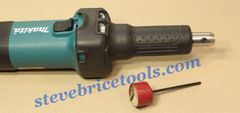 601 Medium Makita Die Grinder with Brice Quick Change Shaft