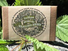Healing Hemp Bar