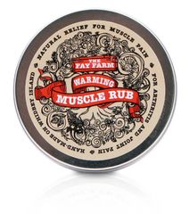 Warming Muscle Rub 3 oz.