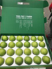 Taiwan Sweet Jujube Dates box 台湾空运_顶级珍蜜_牛奶蜜枣24颗箱