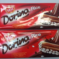 CRO_Kras Dorina Rice Chocolate 220g