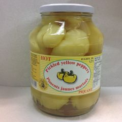 RO_Honey Bear Pickled Yellow Pepper 1700ml