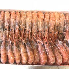 Local Frozen Spot Prawn 2.2 lb/box 本地船冻斑点虾2.2磅盒