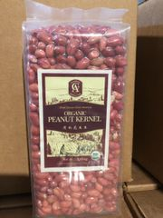 Organic Peanut Kernel 454g/ 有机特香红皮花生 454克(1磅)