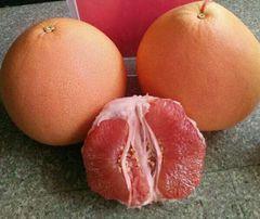 正宗三红蜜柚【皮红、膜红、肉红】水嫩多汁甜