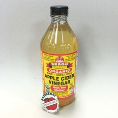 ORG_Bragg Apple Cider Vinegar 473ml