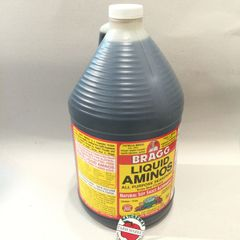 ORG_Bragg Liquid Aminos 1 gallon (Pick-Up Only, No Shipping)